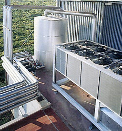 Impianto di refrigerazione
